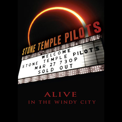 Stone Temple Pilots - Alive In The Windy City (DVD/Blu-ray)