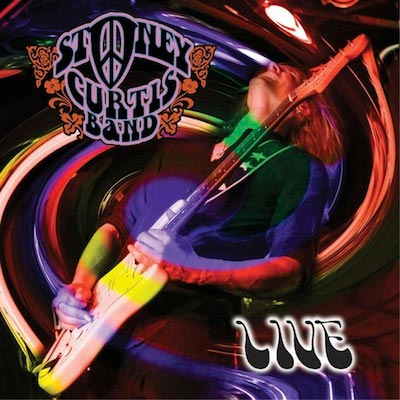 Live (CD/DVD) by Stoney Curtis Band