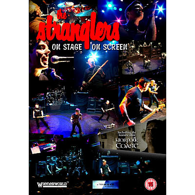 On Stage, On Screen (DVD) by The Stranglers