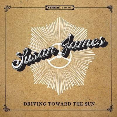 Driving Toward The Sun by Susan James
