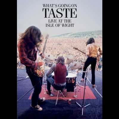 Taste - What's Going On: Live At Isle of Wight (DVD+CD)