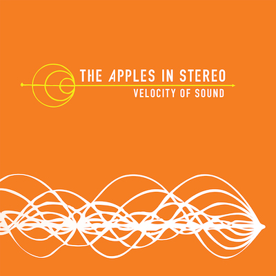 The Apples In Stereo - Velocity Of Sound (Vinyl)