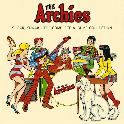 The Archies - Sugar, Sugar: The Complete Albums Collection