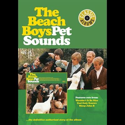 The Beach Boys - Pet Sounds Classic Albums (DVD)