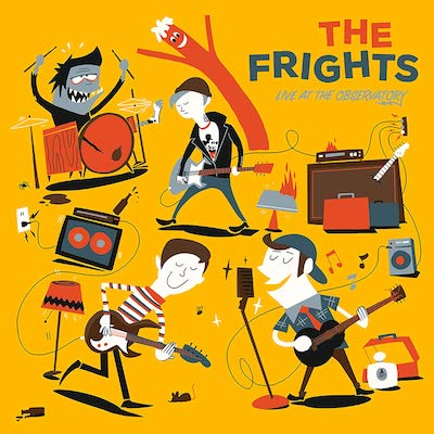 The Frights - Live At The Observatory