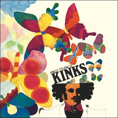 The Kinks - Face To Face (Vinyl Reissue)