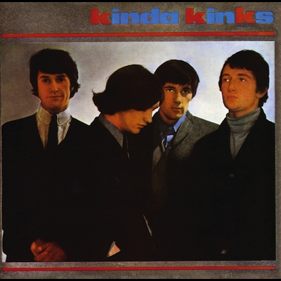 The Kinks - Kinda Kinks (Vinyl Reissue)