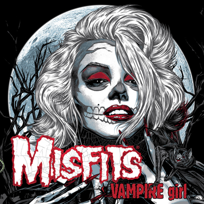 The Misfits - Vampire Girl/Zombie Girl (Single)