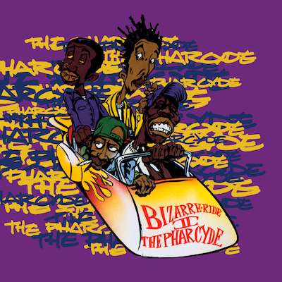 The Pharcyde - Bizarre Ride II The Pharcyde (25th Anniversary Edition)
