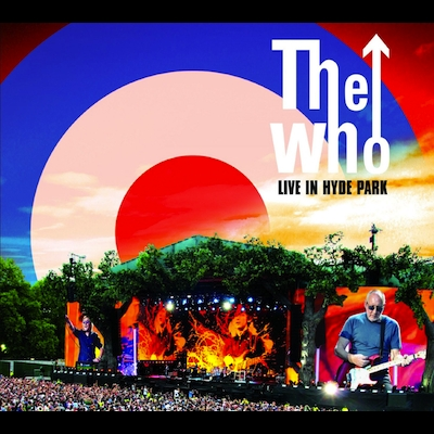 The Who - Live In Hyde Park (CD+DVD)