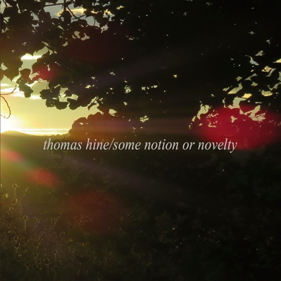 Thomas Hine - Some Notion Or Novelty