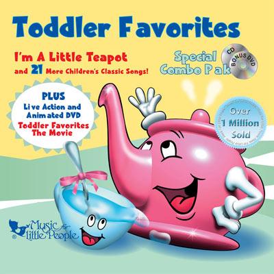 Favorite Series - Toddler Favorites Special Combo Pak