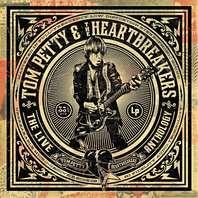 Tom Petty And The Heartbreakers - The Live Anthology (Vinyl)