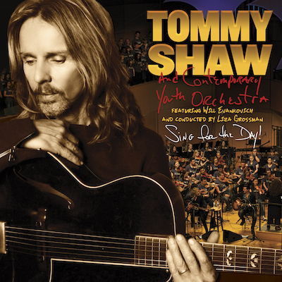 Tommy Shaw And Contemporary Youth Orchestra Sing For The