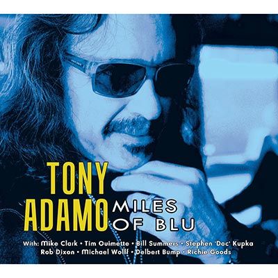 Miles Of Blu by Tony Adamo