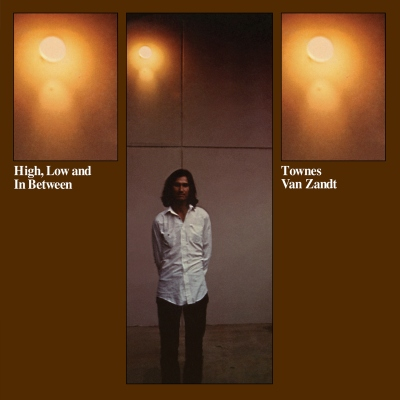 High, Low And In Between by Townes Van Zandt