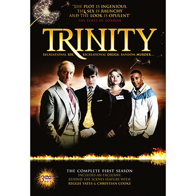 The Complete First Season (DVD) by Trinity