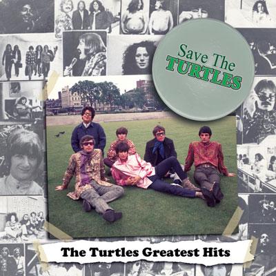 The Turtles - Save The Turtles: The Turtles Greatest Hits (Vinyl)