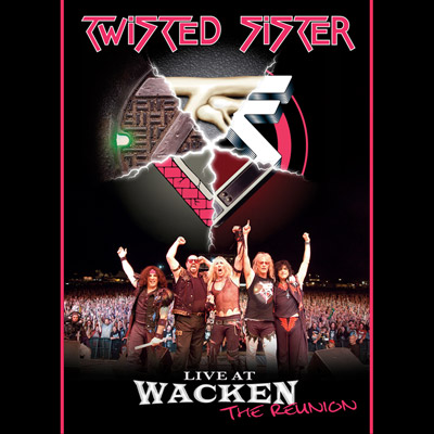 Twisted Sister - Live At Wacken (DVD/CD)