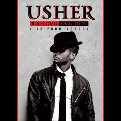Usher - OMG Tour - Live From London (DVD/Blu-ray)