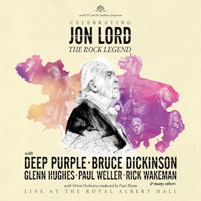 Celebrating Jon Lord: The Rock Legend by Various Artists
