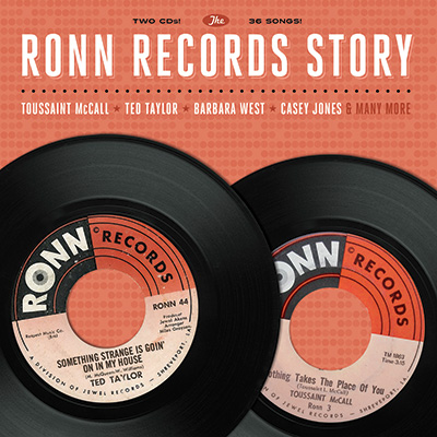 Ronn Records Story by Various Artists