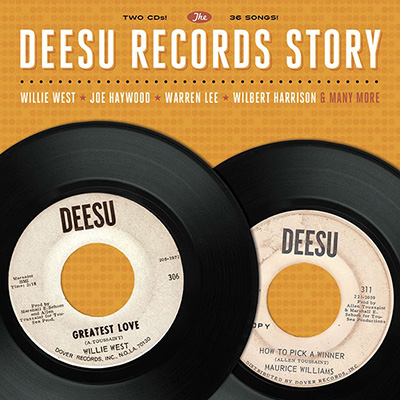 Deesu Records Story: New Orleans, LA by Various Artists