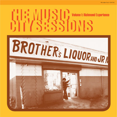 The Music City Sessions, Volume. 1: Richmond Experience (Vinyl) by Various Artists