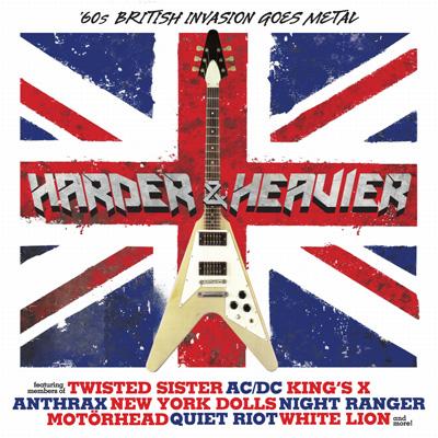 Various Artists - Harder & Heavier