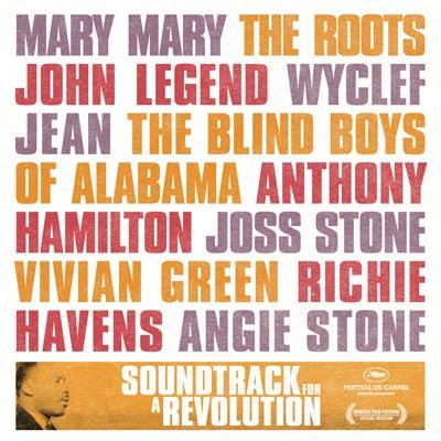 Soundtrack - Soundtrack For A Revolution