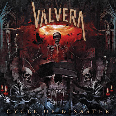 Válvera - Cycle Of Disaster