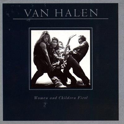 Van Halen - Women And Children First (Reissue)