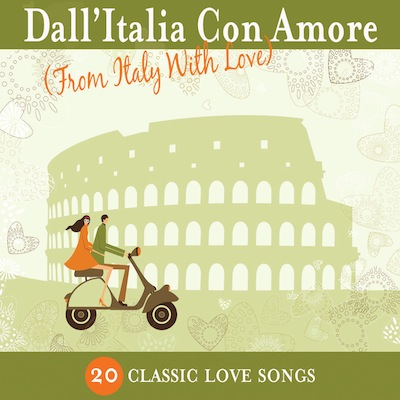 Various - Dall'Italia Con Amore (From Italy With Love)