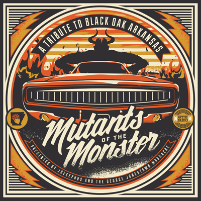 Various - Mutants Of The Monster: A Tribute To Black Oak Arkansas