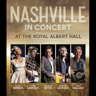 Various - Nashville In Concert At The Royal Albert Hall (DVD/Blu-ray)