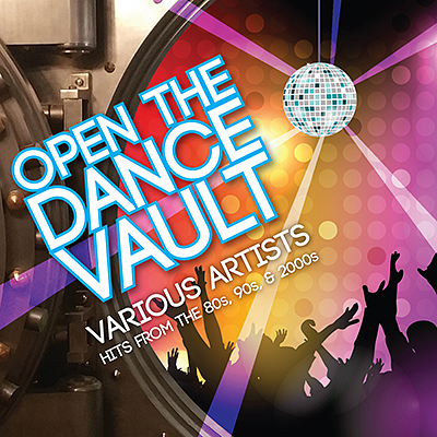 Various - Open The Dance Vault: Hits From The 80s, 90s & 2000s