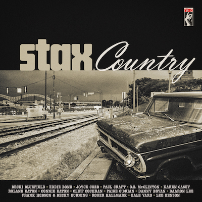 Various - Stax Country