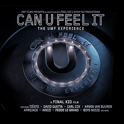 Can U Feel It - The UMF Experience (DVD) by Various Artists