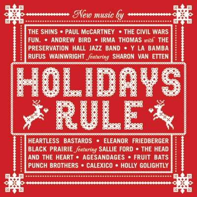 Holidays Rule by Various Artists