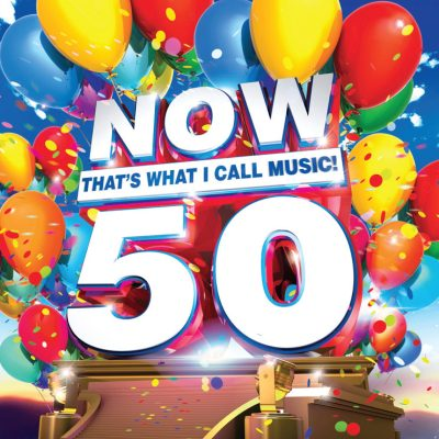 NOW That's What I Call Music! Vol. 50 by Various Artists