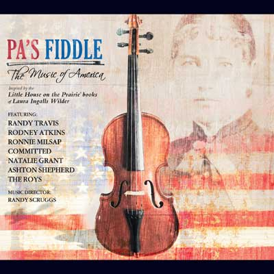 Pa's Fiddle: The Music Of America by Various Artists