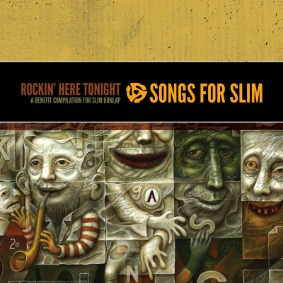 Songs For Slim: Rockin' Here Tonight by Various Artists