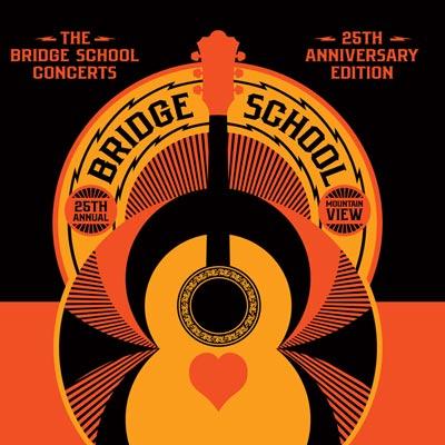 Various Artists - The Bridge School Benefits 25th Anniversary Edition (CD/DVD)