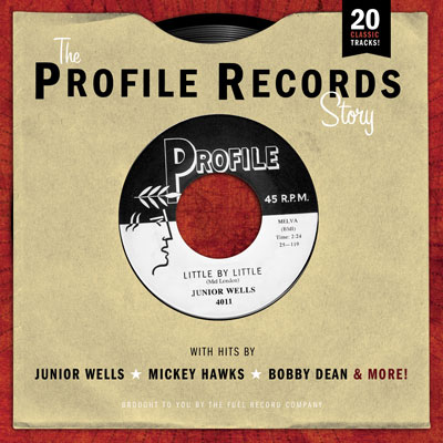 Various Artists - The Profile Records Blues Story