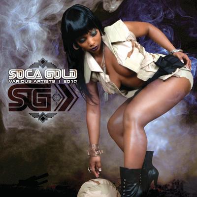 Various Artists - Soca Gold 2010