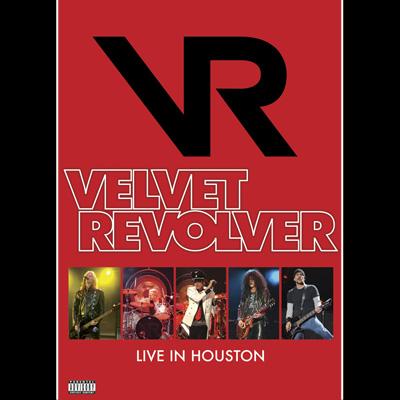 Velvet Revolver - Live In Houston (DVD)