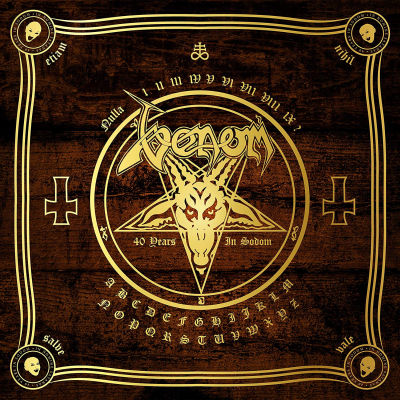 Venom - In Nomine Satanas (40th Anniversary Vinyl Box Set)