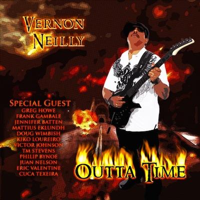 Vernon Neilly - Outta Time