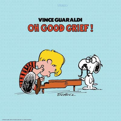 Vince Guaraldi - Oh, Good Grief! (Red Vinyl)