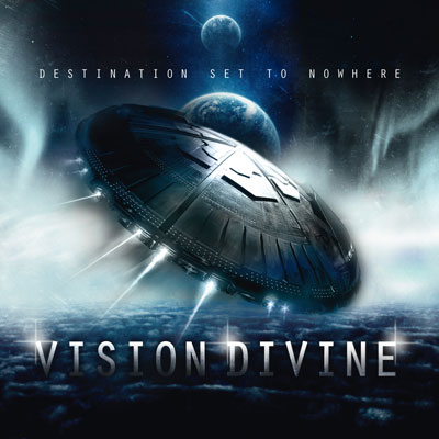 Destination Set To Nowhere by Vision Divine